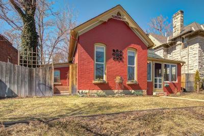 Single Family Home Active: 3355 Alcott Street