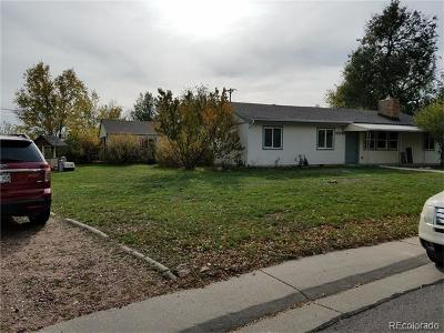 Lakewood Single Family Home Active: 10280 West 8th Avenue
