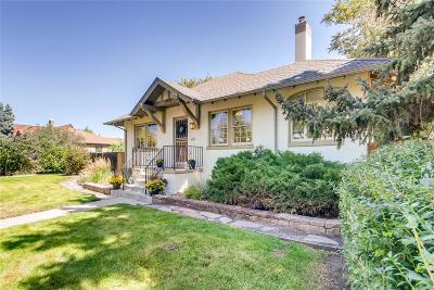 Denver Single Family Home Active: 2910 Ash Street
