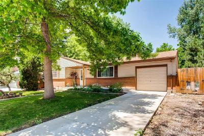 Single Family Home Active: 10227 West 68th Place