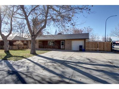 Littleton Single Family Home Under Contract: 5707 South Hickory Way