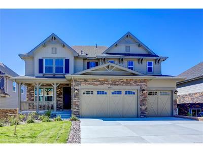 Aurora Single Family Home Active: 8055 South Elk Court
