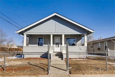 Brighton Single Family Home Under Contract: 388 North 7th Avenue