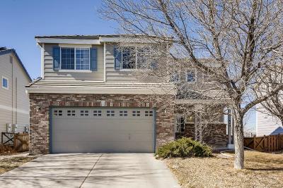 Buffalo Run Single Family Home Under Contract: 11645 Elkhart Street