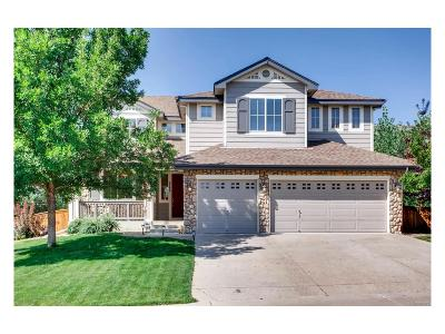 Littleton Single Family Home Under Contract: 9689 South Jellison Way