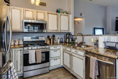 Littleton Condo/Townhouse Under Contract: 5427 South Dover Street #203