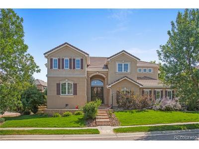 Centennial Single Family Home Active: 16214 East Lake Drive