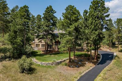 Larkspur CO Single Family Home Sold: $690,000