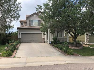 Superior Single Family Home Active: 3545 Castle Peak Avenue