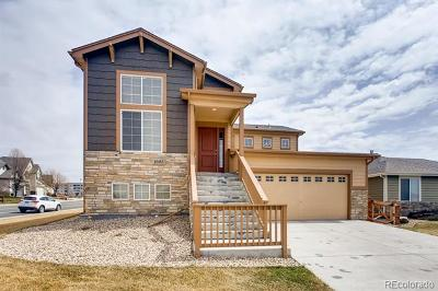 Greeley Single Family Home Active: 1602 61st Avenue Court