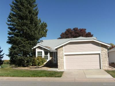 Highlands Ranch Single Family Home Active: 14 Canongate Lane