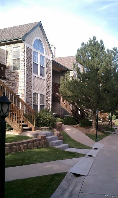 Arapahoe County Condo/Townhouse Active: 4024 South Carson Street #203