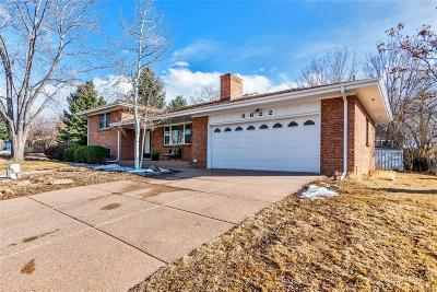 Arvada Single Family Home Active: 9622 West 64th Place