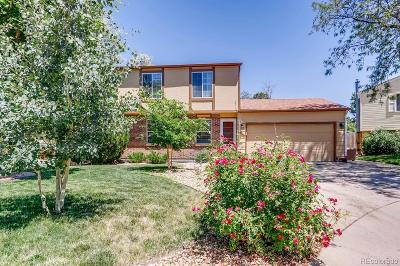 Aurora Single Family Home Active: 17090 East Mansfield Avenue