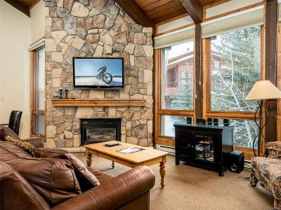 Steamboat Springs Condo/Townhouse Active: 2700 Village Drive #Unit A30