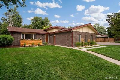 Wash Park, Washington, Washington Park, Washington Park East, Washington Park West Single Family Home Active: 6543 Mar Vista Place