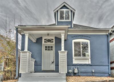 Denver Single Family Home Active: 3242 North Williams Street
