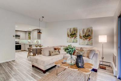 Denver Condo/Townhouse Active: 710 South Clinton Street #10B