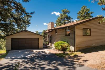 Conifer, Evergreen Single Family Home Active: 24674 Chris Drive