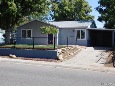 Single Family Home Active: 450 South Stuart Street
