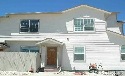 Kiowa Condo/Townhouse Under Contract: 645 Yuma Loop #203