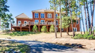 Larkspur CO Single Family Home Under Contract: $1,195,000
