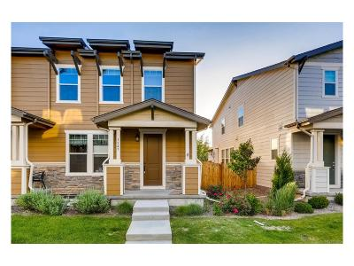 Denver Condo/Townhouse Active: 1547 South Dallas Circle