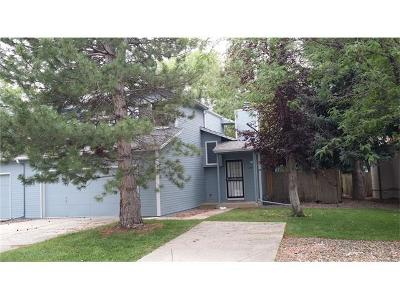 Arvada CO Condo/Townhouse Sold: $236,000