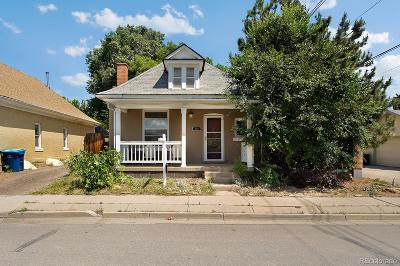 Englewood Single Family Home Under Contract: 139 West Dartmouth Avenue