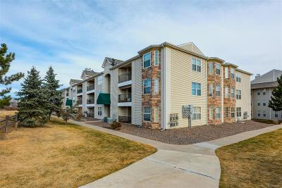 Littleton Condo/Townhouse Active: 12338 West Dorado Place #308