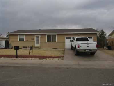 Denver Single Family Home Active: 5533 Bedford Court