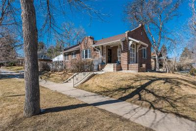 Single Family Home Under Contract: 3525 East 7th Avenue Parkway