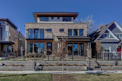 Denver Condo/Townhouse Active: 2135 Lowell Boulevard