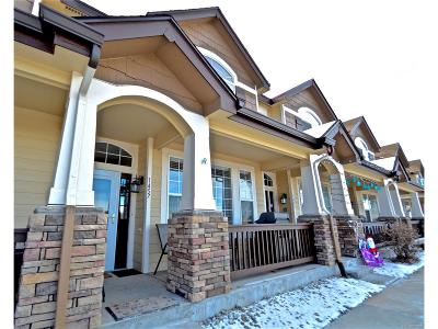 Castle Rock Condo/Townhouse Under Contract: 1457 Turnberry Drive