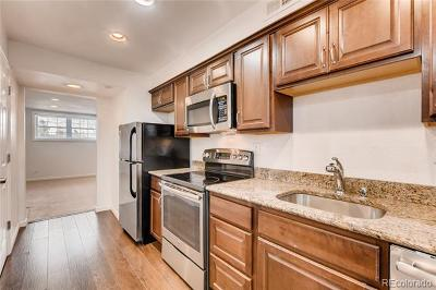 Denver Condo/Townhouse Active: 9120 East Girard Avenue #8