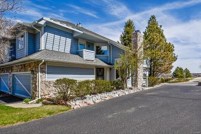 Castle Rock Condo/Townhouse Under Contract: 195 Players Club Drive