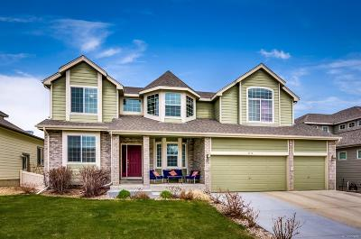 Frederick Single Family Home Active: 5514 Palomino Way