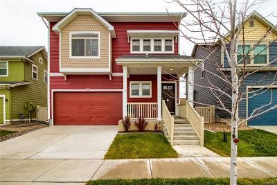 Commerce City Single Family Home Active: 10948 Dayton Way