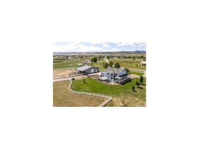 Berthoud Single Family Home Under Contract: 4437 Foothills Drive