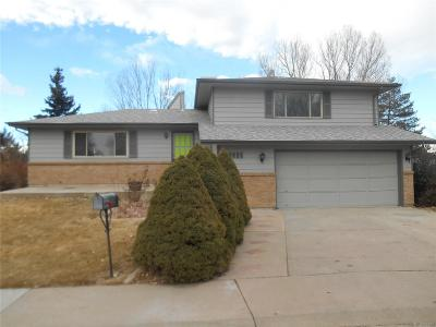 Westminster Single Family Home Active: 9685 Newton Street