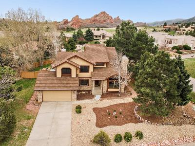 Littleton Single Family Home Under Contract: 6464 Willow Broom Trail