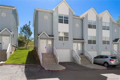 Palmer Lake Condo/Townhouse Under Contract: 46 Vale Circle