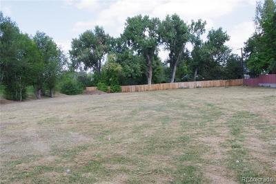 Denver Residential Lots & Land Active: 10297 East Mississippi Avenue