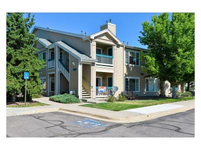 Broomfield Condo/Townhouse Under Contract: 1180 Opal Street #104