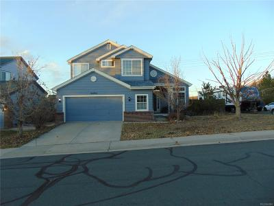 Castle Rock Single Family Home Under Contract: 2295 Sandhurst Drive