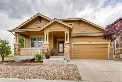 Commerce City Single Family Home Active: 12107 Idalia Street