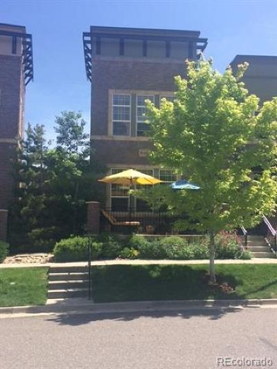 Highlands Ranch Condo/Townhouse Active: 9486 Elmhurst Lane #A