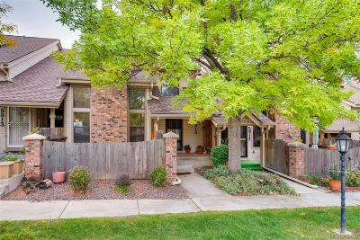 Littleton Condo/Townhouse Under Contract: 5915 South Datura Court