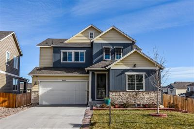 Castle Rock Single Family Home Active: 1654 Tall Tale Lane