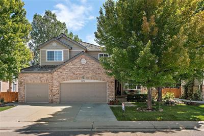 Parker Single Family Home Active: 10456 Longleaf Drive